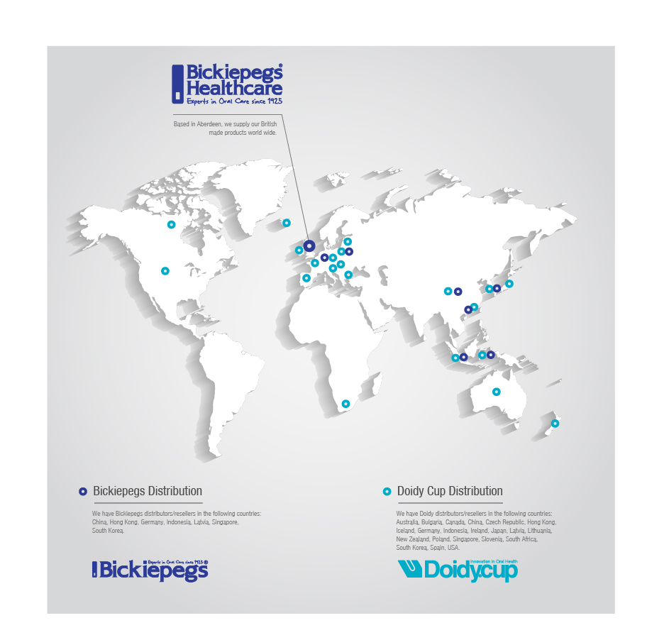 Stockists where are bickiepegs doidy cups available stockists world map bickiepegs and doidy cup distribution gumiabroncs Images