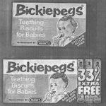 Historical Pack mock-ups C 1960