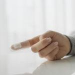 Bickiepegs Finger toothbrush & Gum Massager