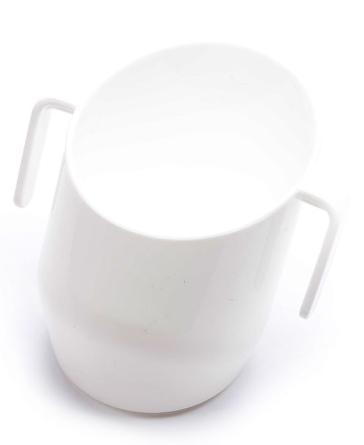 White Doidy Cup