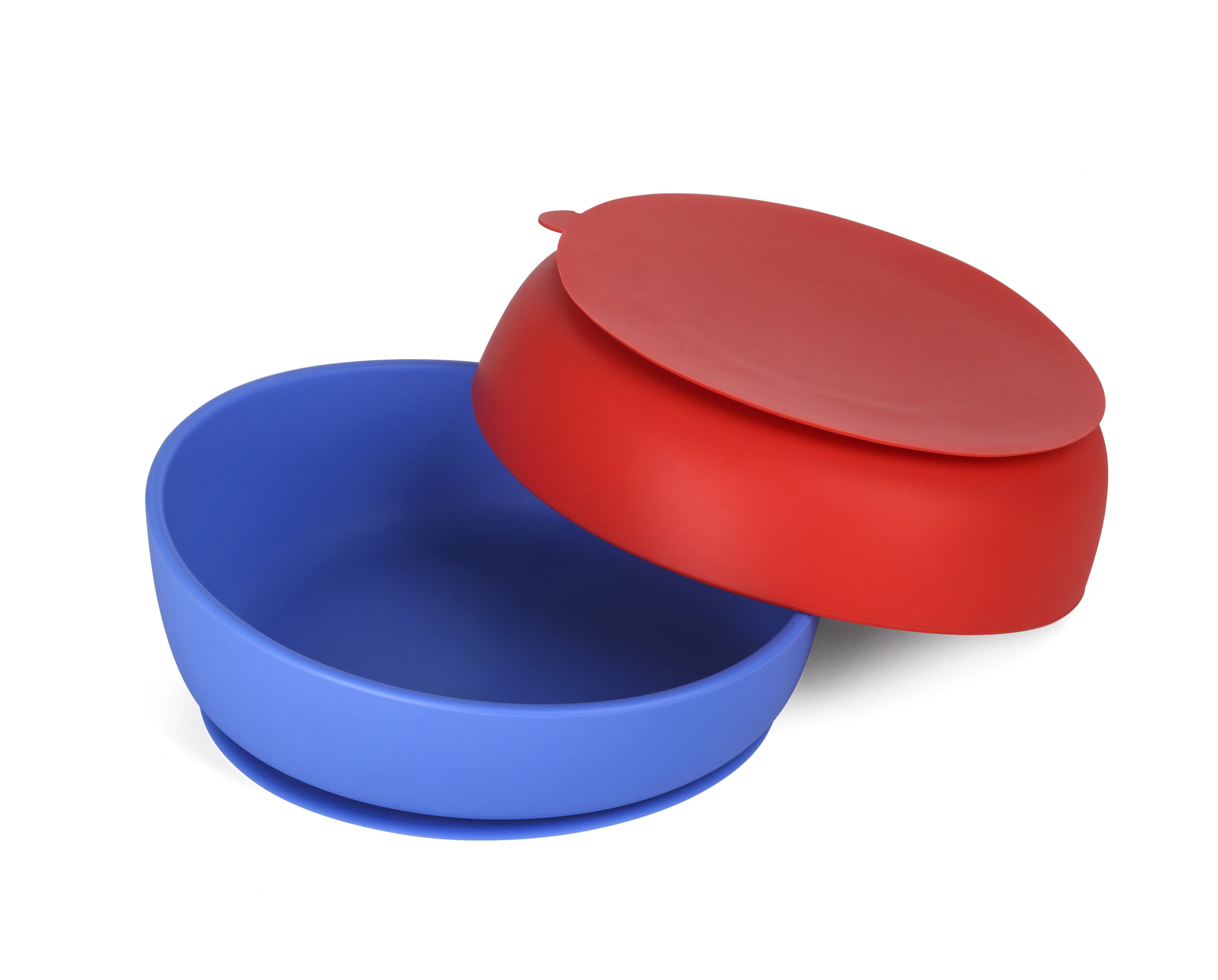 Doidy Bowl Red & Blue