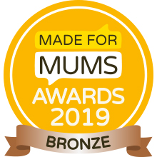 Made For Mums award Doidy